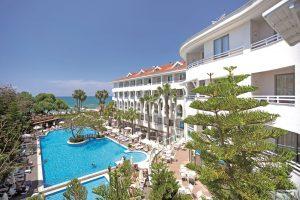 Side Star Beach Turkije zwembad